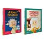 Coleção Grandes Biografia P/ Criança Ed1 E 2 Einstein Mozart
