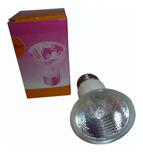 Bombillo Halogeno Jdr E27 110v 75w Reflector Luz Calida