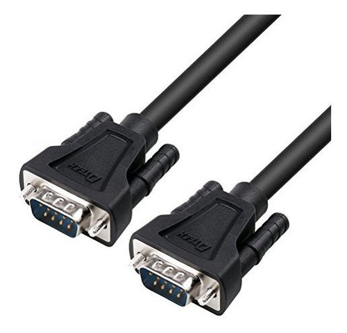 Dtech Rs232 - Cable Serial Macho A Macho (9 Pines, Db9, Rect