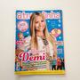 Revista Atrevidinha 102 Demi Lovato Restart