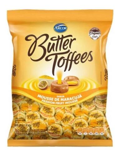 Bala Butter Toffees 500g - Arcor Escolha O Sabor