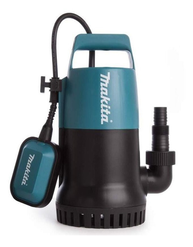 Bomba Submersa 800w Para Água Limpa Pf0800 Makita