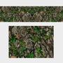 Adesivo Camuflado Htc Green Timber Florestal 1, 00x0, 50m