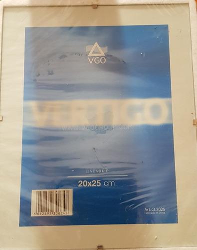 Portaretrato Vertigo De Vidrio Para Golgar Tamaño 20 X 25