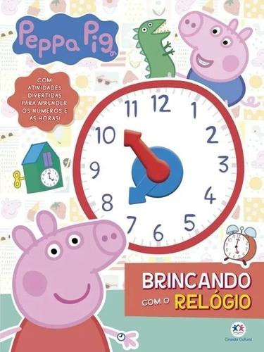 Livro Didático Atividades Relógio E Numeros Aprendendo Horas