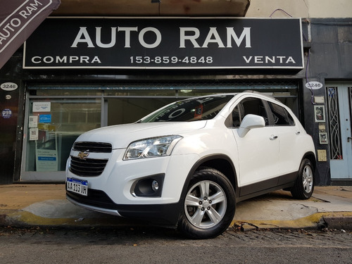 Chevrolet Tracker Fwd Ltz 2016 Permuto Financio