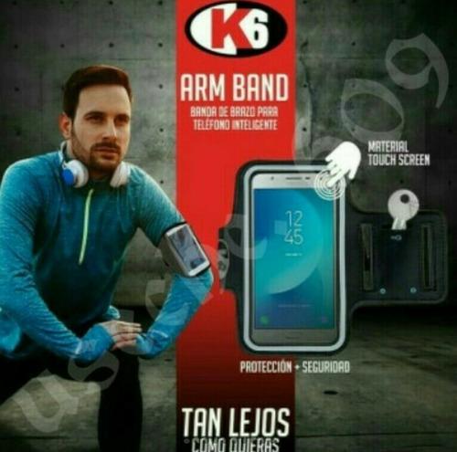 Banda O Brazalete Para Celular Y iPod