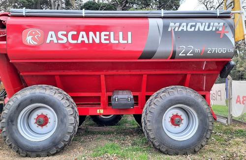 Tolva Autodescarbable Ascanelli 22 Tn 27100 Lts