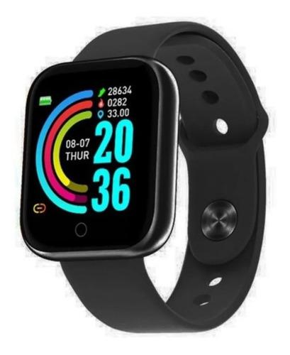 Smartwatch D20 Relógio Inteligente Não É Apple iPhone