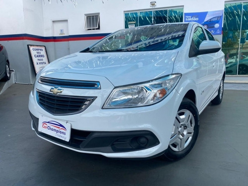 Chevrolet Onix 1.0 Lt Flex 4p Manual - 2014