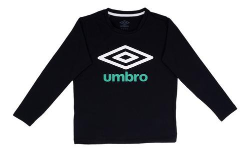 Camiseta Umbro Júnior Basic Uv  825992