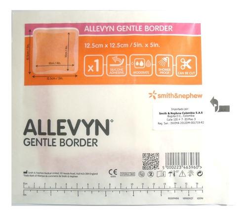 Allevyn Gentle Border 12.5cm*12.5 - Unidad a $41200
