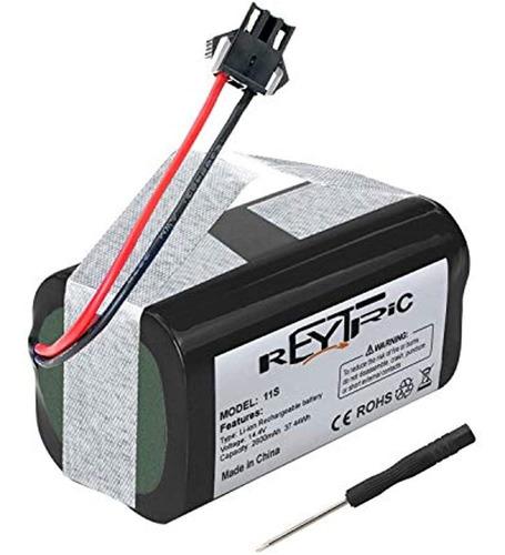 Bateria De Repuesto Reytric Compatible Con Deebot N79s, N79