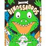 Livro Dinossauros Lousa Mágica Ciranda Cultural