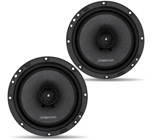 Kit Coaxial Audiophonic Club Cb 650/v3 150w Rms - Promoçâo -