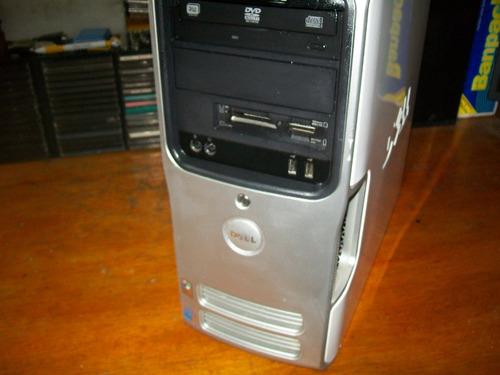 K1157cpu Dell Dimension 5150 Lga775 Hd500g Win7 Ultimate 64