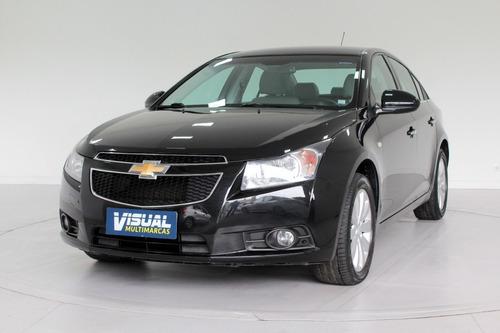 Chevrolet Cruze Ltz - Bancos Em Couro - 2013
