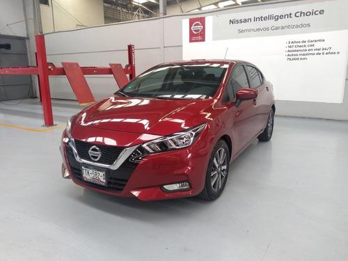 Nissan Versa 2020 Advance Cvt