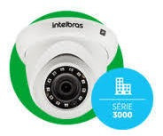 Câmera Ip Dome Intelbras Full Hd Vip 3230