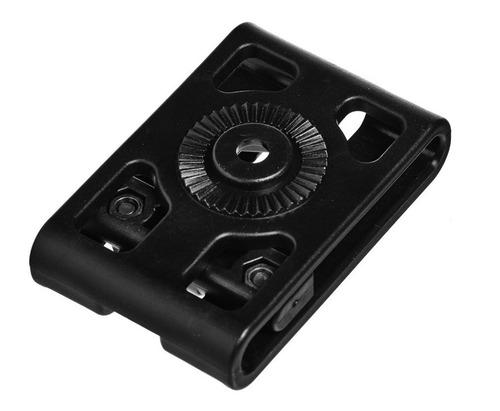 Passador Cinto Tático Ajustável Polímero 68mm Cytac Cbelt