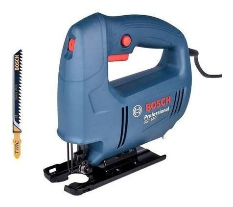 Serra Tico Tico Gst 650 450w 127v - Bosch