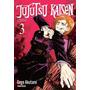 Livro Jujutsu Kaisen Batalha De Feiticeiros Vol. 03