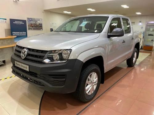 Volkswagen Amarok Trendline Hard Work - Inmediata - Oferta!!
