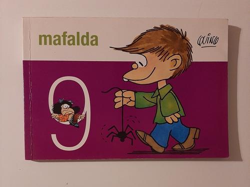 Libro Mafalda 9 De Quino