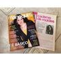 Revista Manequim 507 Mel Lisboa Tecido Xadrez M342