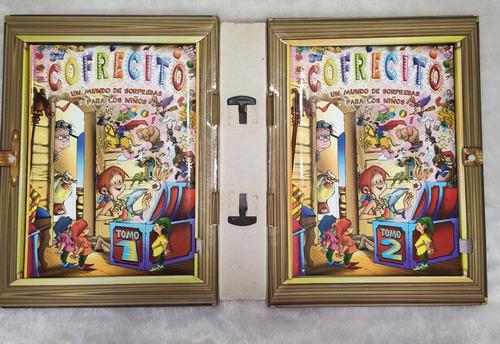 Cofrecito. Un Mundo De Sorpresa Para Los Niños