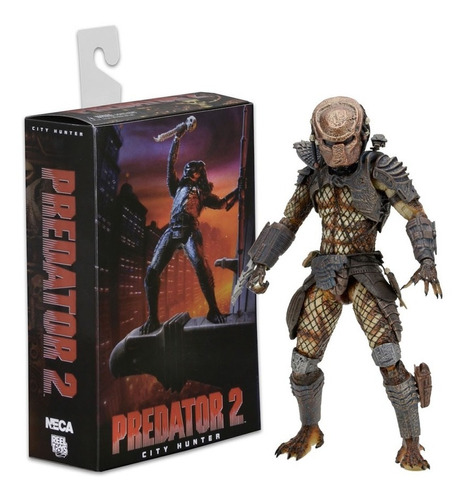 Neca Predator City Hunter Ultimate