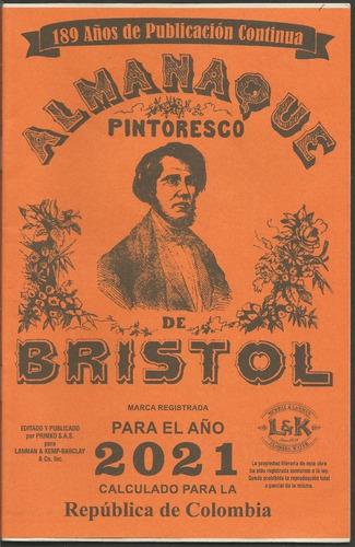 Almanaque Bristol 2021
