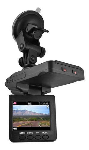 Camara Video Grabadora Para Auto Testigo Filma Hd Seguridad