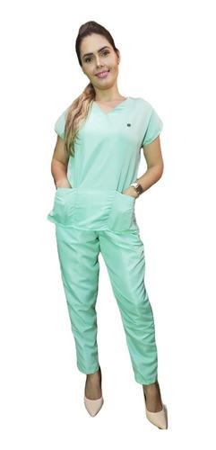 Scrub - Pijama Cirúrgico  Feminino Slim