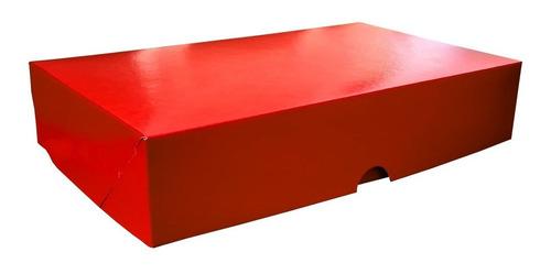 Caixa De Presente C/20 Unidades 12x19x4 R0