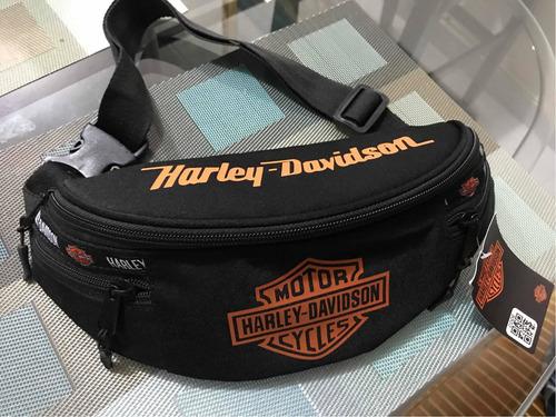 Cangurera Harley Davidson