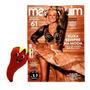 Revista Manequim Edição De Aniversário 61 Anos Xuxa N° 734