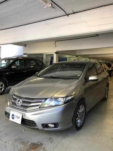 Honda City 2013 Exl Automatico