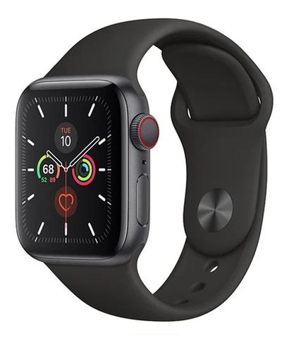 Relógio Smartwatch Inteligente Iwo 12 44mm Serie 5+ Pulseira