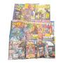 Revista Recreio Educativa Curiosidades Quadrinhos Ed. Abril