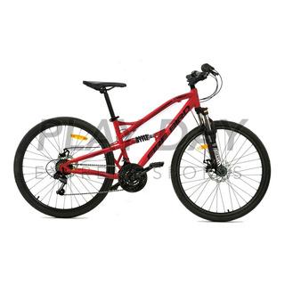 Bicicleta Mountain Firebird Doble Suspension Rodado 29 21v