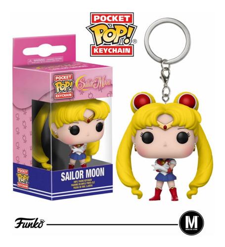 Funko Pop Llavero Sailor Moon Keychain Original & Authentic