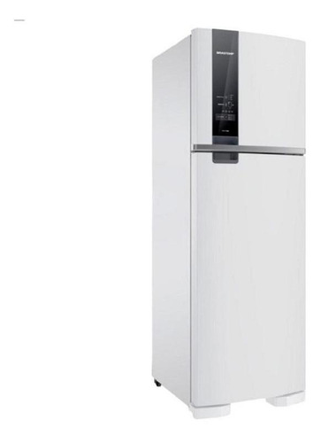 Geladeira Brastemp Frostfree Duplex 400l Freezecontrol Brm54