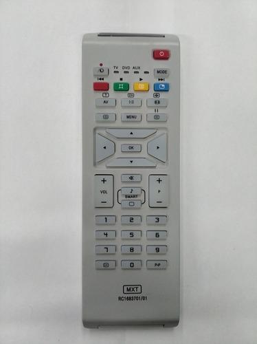 Controle Remoto Lcd Philips Rc1683701/01