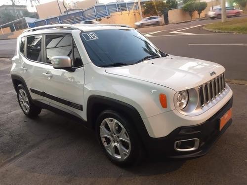 Jeep Renegade 1.8 16v 4p Limited Flex Automático