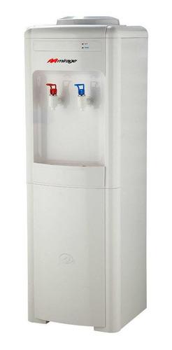 Dispensador De Agua Con Sistema De Enfriamiento Mirage Disx 10 Blanco 115v