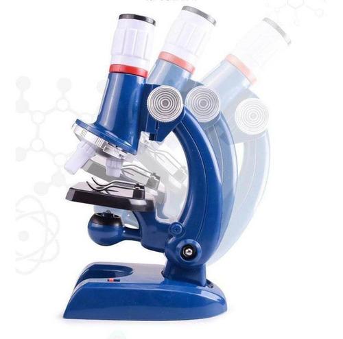 Microscópio Smart Infantil Mario Brinquedos