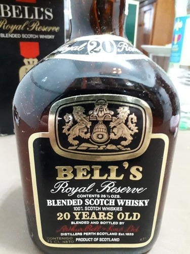 Whisky Bell´s 20 Años