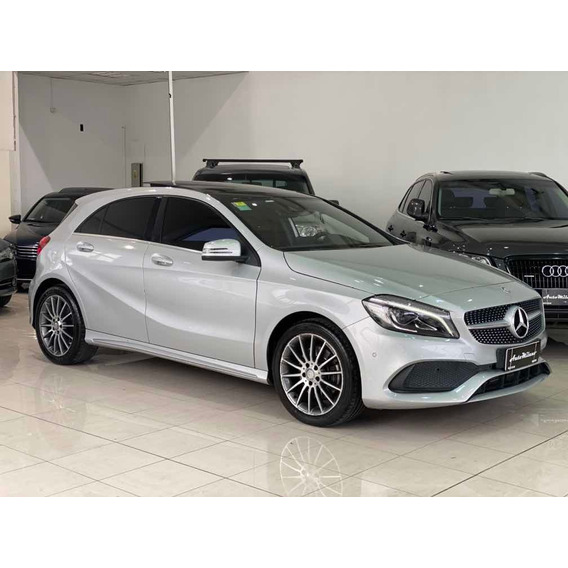 Mercedes-benz Clase A 2.0 A250 Amg-line 211cv 2017
