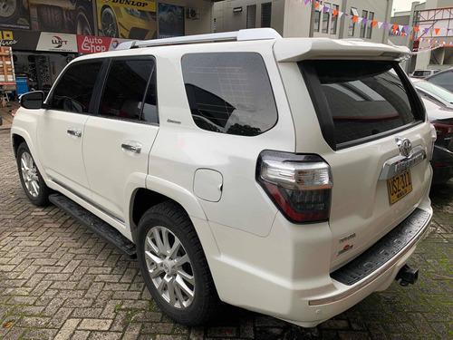 Toyota 4runner 2015 4.0 Limited Automática, Blindada